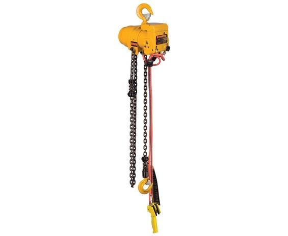 SEVERE DUTY AIR CHAIN HOIST